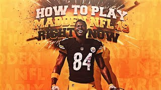 Download HOW TO PLAY MADDEN NFL 19 EARLY!! ON XBOX ONE (MUST WATCH) Video