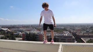 Download Sneaking Onto Rooftops In LA! Video