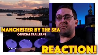 Download REACTION! Manchester by the Sea Official Trailer #1 - Casey Affleck Movie 2016 Video