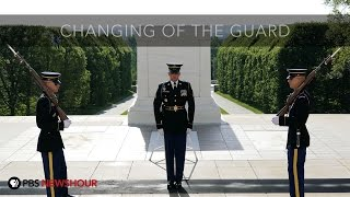 Download Watch Changing of the Guard at Arlington National Cemetery in 4K Video