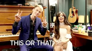 Download This or That: Machine Gun Kelly and Camila Cabello Video