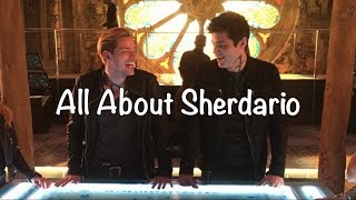 Download Shadowhunters cast // Dom Sherwood & Matt Daddario: All About Sherdario Video
