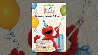 Download Sesame Street: Elmo's World: Birthdays, Games & More! Video