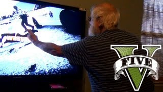Download GRANDPA'S ADDICTED TO GTA V! Video