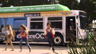 Download ExploreOC by bus Video