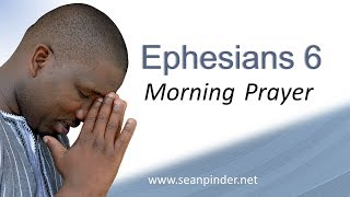 Download DRESS FOR BATTLE - EPHESIANS 6 - MORNING PRAYER Video