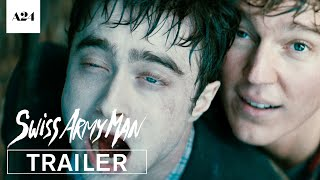 Download Swiss Army Man | Official Red Band Trailer HD | A24 Video