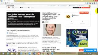 Download How to create your own online newspaper Video