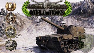 Download World of Tanks - M53/M55 - 8 Kills - 7.8k Damage - 1vs4 [Replay HD] Video