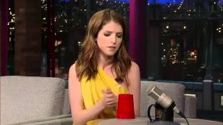 Download The Cup Song (You're Gonna Miss Me) by Anna Kendrick on David Letterman Video