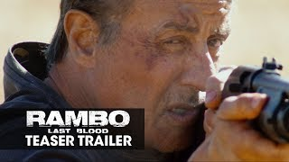 Download Rambo: Last Blood (2019 Movie) Teaser Trailer— Sylvester Stallone Video