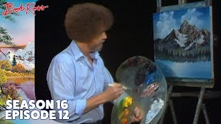 Download Bob Ross - Mighty Mountain Lake (Season 16 Episode 12) Video