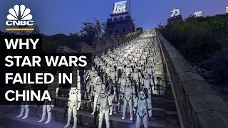 Download Why Star Wars Failed In China Video