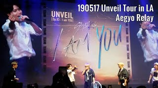 Download 190517 Stray Kids Aegyo Relay - Unveil Tour in Los Angeles Video
