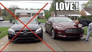 Download Why my Ford Fusion is the BEST car i've ever owned! ( And NOT the AMG Mercedes) Video