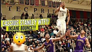 Download Cassius Stanley PAUSES Mid Air On Some Houdini Ish!! Sierra Canyon is 2019 SQUAD GOALS! Video