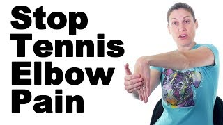 Download 7 Best Tennis Elbow Pain Relief Treatments (Lateral Epicondylitis) Video