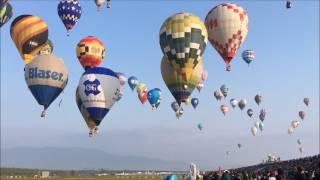 Download 22nd FAI World Hot Air Balloon Championship SAGA 2016 06/11/2016 Fly in Video