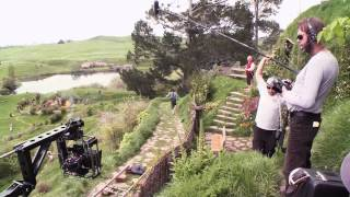 Download THE HOBBIT: AN UNEXPECTED JOURNEY, Production Diary 9 Video
