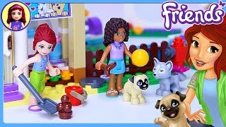 Download Lego Friends Heartlake Puppy Daycare Set Build Review Silly Play - Kids Toys Video