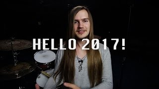 Download HELLO 2017! - Quick Update, NAMM2017, Vater, Recent Collaboration. Video