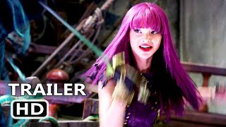 Download DESCENDANTS 2 ″MAL & UMA Swords Fight !″ Sneak Peek (2017) Disney Teen Movie HD Video