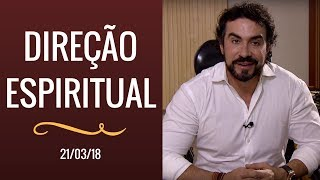 Download Direção Espiritual - 21/03/18 - CD O Amor me Elegeu Video
