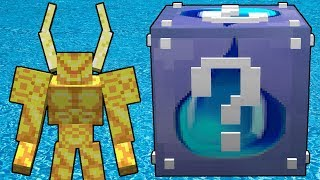 Download Minecraft Lucky Boss - Su Şans Blokları Video