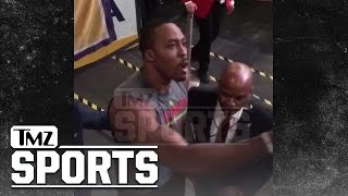 Download Dwight Howard Challenges Lakers Fan to Fight | TMZ Sports Video