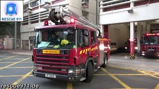 Download [Hong Kong Fire response] HP + MP + LRU Yau Ma Tei Fire Station HKFSD Video