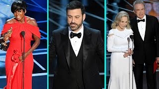 Download The Best Worst and Weirdest Moments of the 2017 Oscars Video
