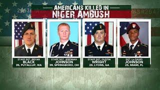 Download Questions surround Niger ambush that killed 4 U.S. soldiers Video