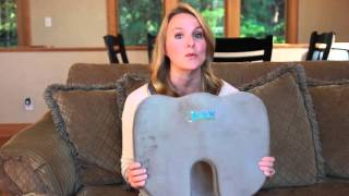 Download Coccyx Seat Cushion Video