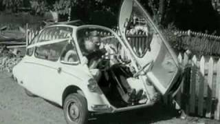 Download Heinkel Kabine in DOUBLE BUNK Video
