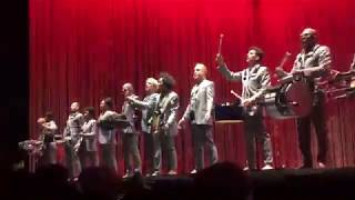 """Download David Byrne """"Burning Down the House"""" @ Coachella April 14, 2018 Video"""