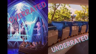Download The Most Overrated and Underrated Things at Walt Disney World Video