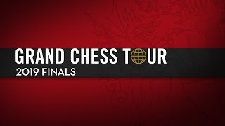 Download 2019 Grand Chess Tour Finals: Day 5 Video