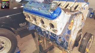 Download OUR 6.0 TURBO LS ENGINE EXPLODED! SH!THORSE ENGINE AUTOPSY | Junkyard LQ4 Tear down Video