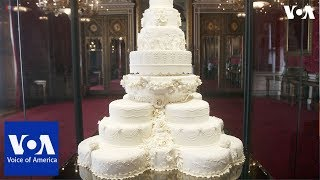 Download Prince Harry and Meghan Markle's wedding cake Video