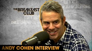 Download Andy Cohen on Creating Real Housewives Series, New Book and Oprah Video