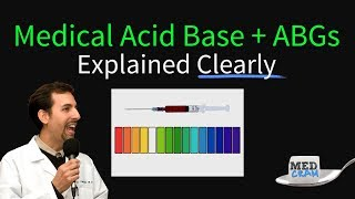 Download Medical Acid Base Balance, Disorders & ABGs Explained Clearly Video