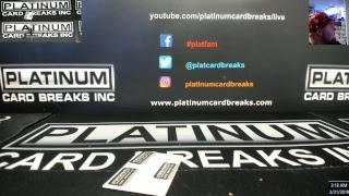 Download Platinum Card Breaks Live Stream Video
