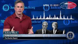 Download Tom Fitton: Media is Trying to Spin Mueller Report by Suggesting Trump Lied over Obstruction Video