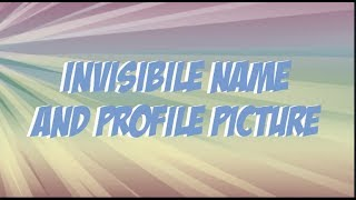 how to get invisible avatar and user DISCORD Free Download Video MP4