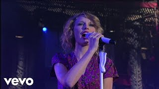 Download Taylor Swift - Speak Now (Live on Letterman) Video