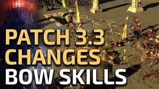 Download Path of Exile 3.3 - Bow Skill Changes thoughts Video