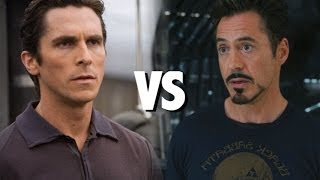 Download Bruce Wayne Vs Tony Stark Video