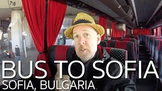 Download Bus Skopje Macedonia to Sofia Bulgaria Video