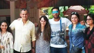 Download Yuvraj Singh Gets Engaged to Hazel Keech on Diwali Video