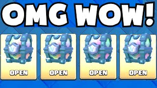Download Clash Royale ALL LEGENDARY CHEST OPENING (GUARANTEED LEGENDARY CARDS!) NEW UPDATE CHEST GAMEPLAY Video
